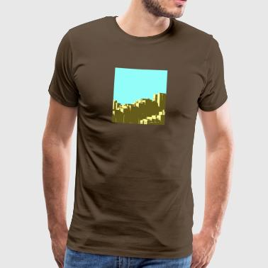 BELGRADE - Men's Premium T-Shirt