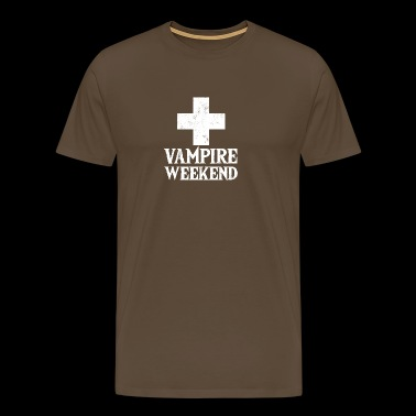 Fantasy / Vampires / Dracula: Vampire Weekend - Men's Premium T-Shirt