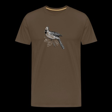 Cardinal Vogel - Men's Premium T-Shirt