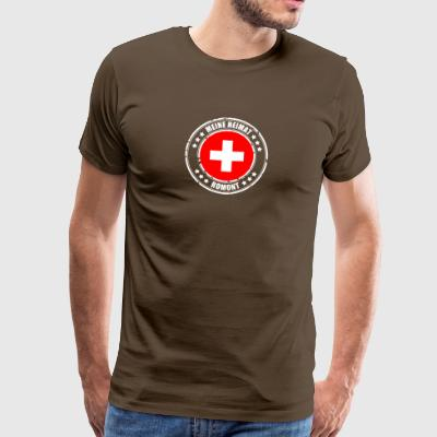 MY HOME ROME - Men's Premium T-Shirt
