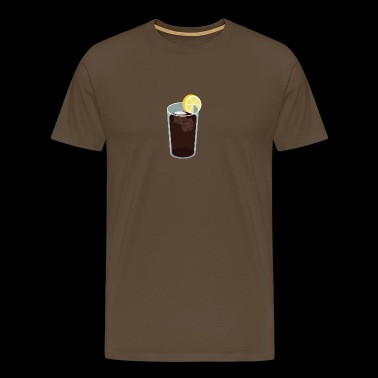 cola - Men's Premium T-Shirt