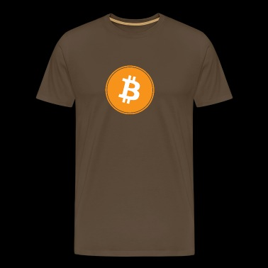Bitcoin the original - Men's Premium T-Shirt
