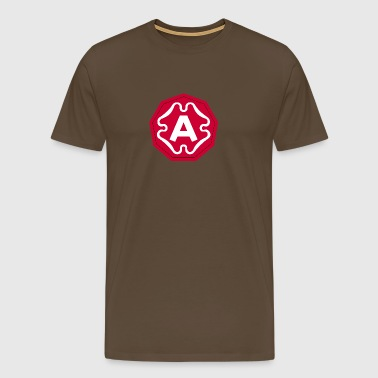 US Ninth Army patch - Men's Premium T-Shirt