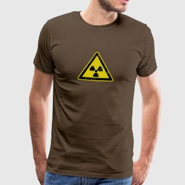 radioactivity - Men's Premium T-Shirt