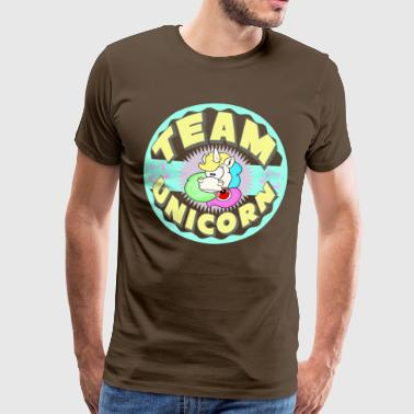 Unicorn Shirt - Team Unicorn - Mannen Premium T-shirt