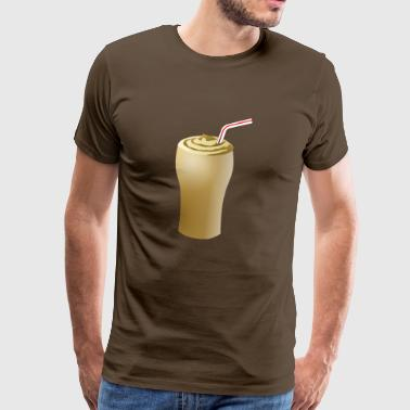 Chocolade suikergoed chocolate106 - Mannen Premium T-shirt