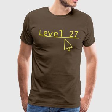 Level 27 - Men's Premium T-Shirt