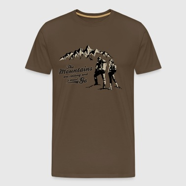 HIKE - Men's Premium T-Shirt