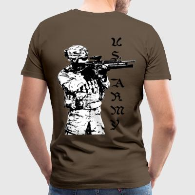 US Army, United States, Army, America - Men's Premium T-Shirt