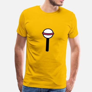Cool Cool Lollipop - Mannen Premium T-shirt