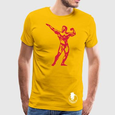 Bodybuilding - Men's Premium T-Shirt