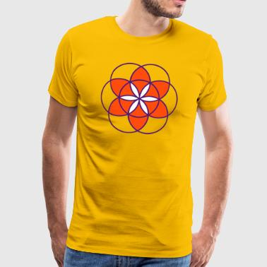 Seed of Life - Men's Premium T-Shirt