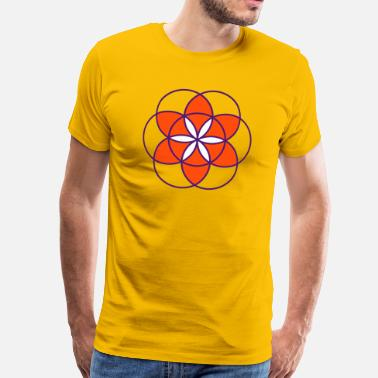 Seed Of Life Seed of Life - Men's Premium T-Shirt