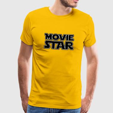 Movie Star - T-shirt Premium Homme