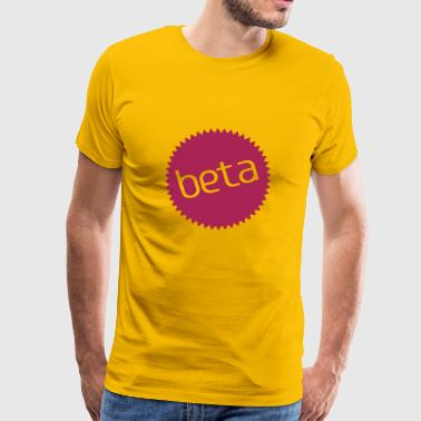 beta - Herre premium T-shirt