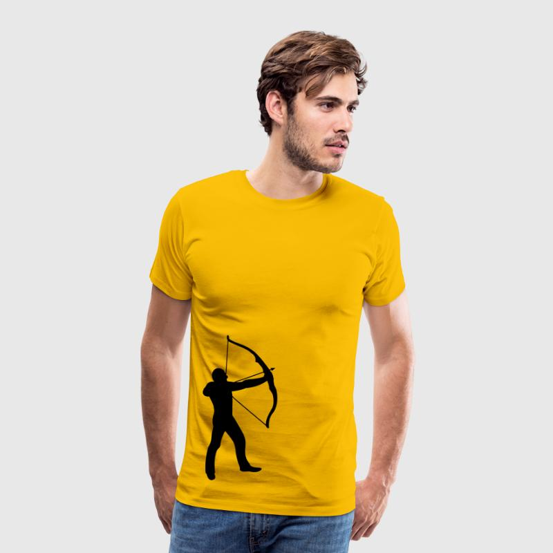 archery - Men's Premium T-Shirt