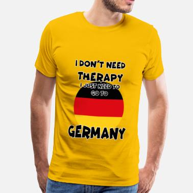 Germania Germany 1 - Men's Premium T-Shirt