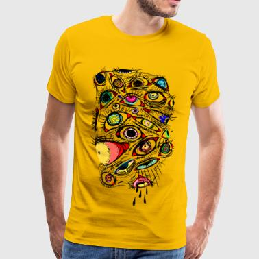 Amass of lucidity - Men's Premium T-Shirt