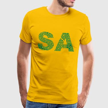 South Africa - T-shirt Premium Homme