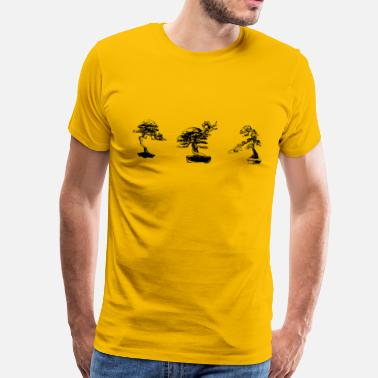 3_bonsai - Men's Premium T-Shirt