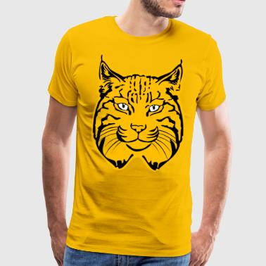 Wild Cat - Men's Premium T-Shirt
