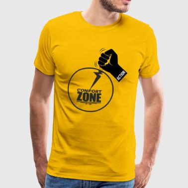 Zone Comfort zone - Men's Premium T-Shirt