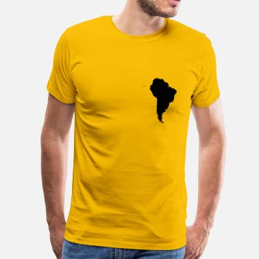 Latino South America - Men's Premium T-Shirt