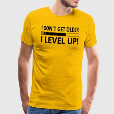 ++I LEVEL UP++ - Männer Premium T-Shirt