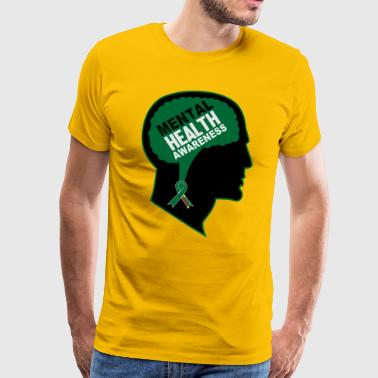Mental health - Men's Premium T-Shirt
