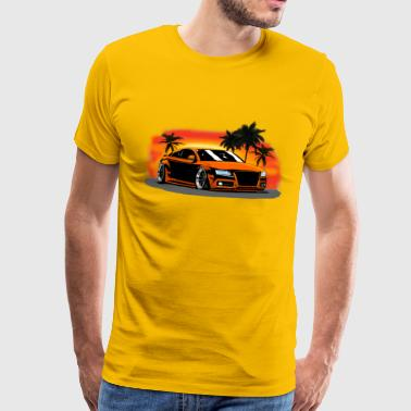 STANCE - Car - Men's Premium T-Shirt