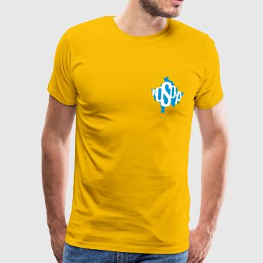 KOSOVA - Men's Premium T-Shirt