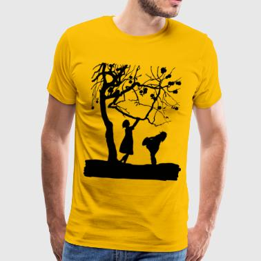 The Apple tree - Men's Premium T-Shirt