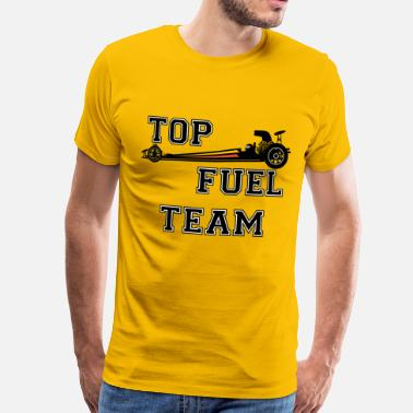 Dragster top dragster team - Men's Premium T-Shirt