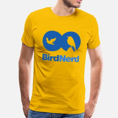 Bird Nerd Bird Nerd - Men's Premium T-Shirt