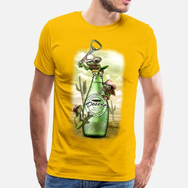 Frog THIRSTY FROGS  - Men's Premium T-Shirt