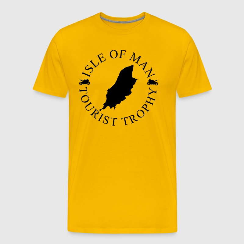 Isle of Man TT - Men's Premium T-Shirt