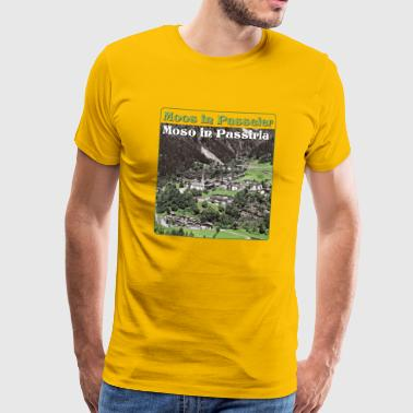 Moss in Passeier - Men's Premium T-Shirt