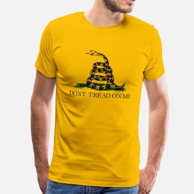 Redneck dont tread on me - Men's Premium T-Shirt