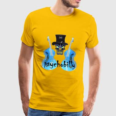 psychobilly - T-shirt Premium Homme