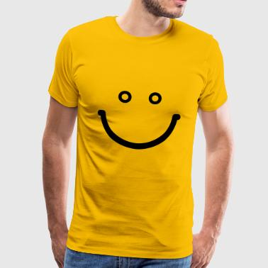 Laughing mouth - Men's Premium T-Shirt