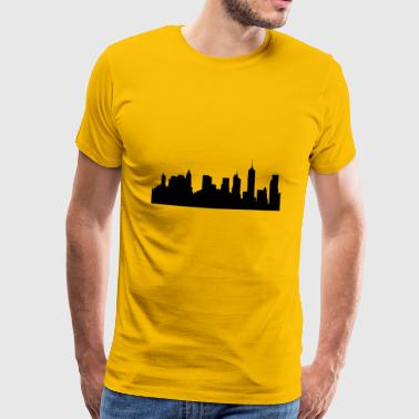 Brooklyn - Mannen Premium T-shirt