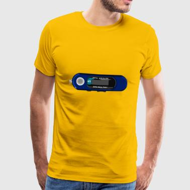 Mp3 Player - Männer Premium T-Shirt