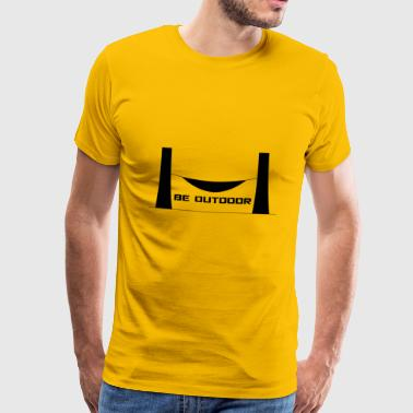 hammock - Men's Premium T-Shirt