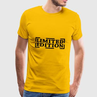 Limited Edition | Limited edition - Men's Premium T-Shirt