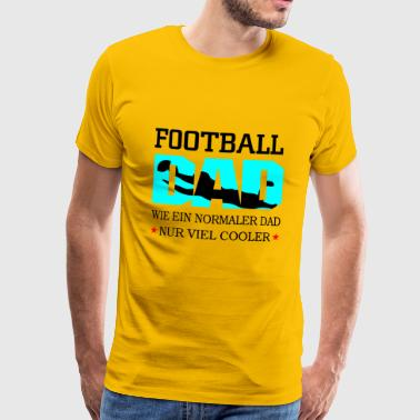 Maillot de foot • Tackle Touchdown • Cadeau - T-shirt Premium Homme