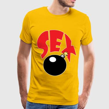 Stik SEX BOMB - Men's Premium T-Shirt