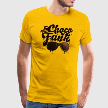 The Choco Funk - T-shirt Premium Homme