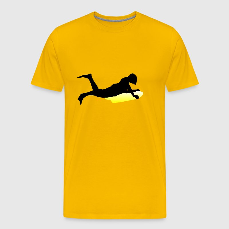 bodyboard - Men's Premium T-Shirt
