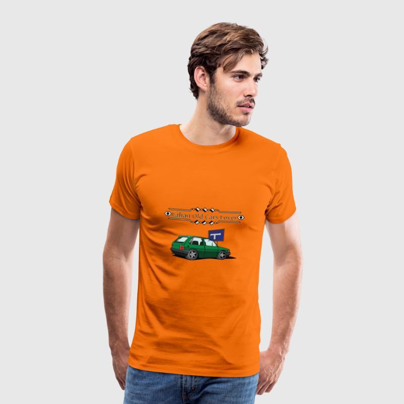 Italienischer alter Auto-Liebhaber von | Spreadshirt