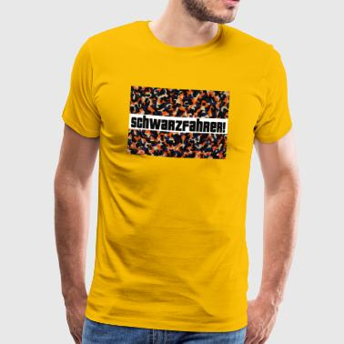 fare dodger - Men's Premium T-Shirt